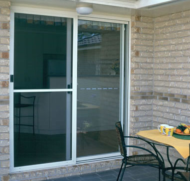 sliding flyscreen door bettaslide